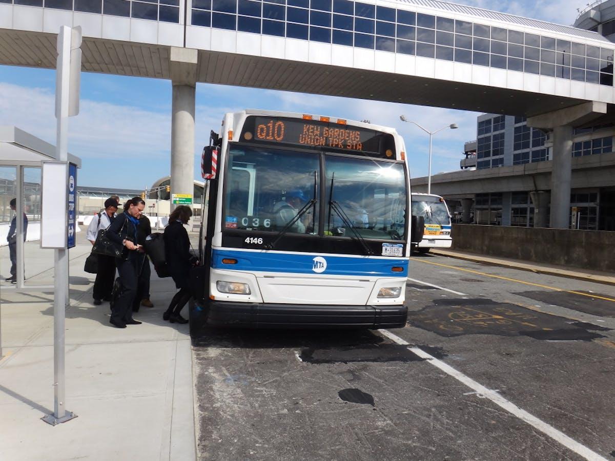 Getting To T4 Jfk Terminal 4