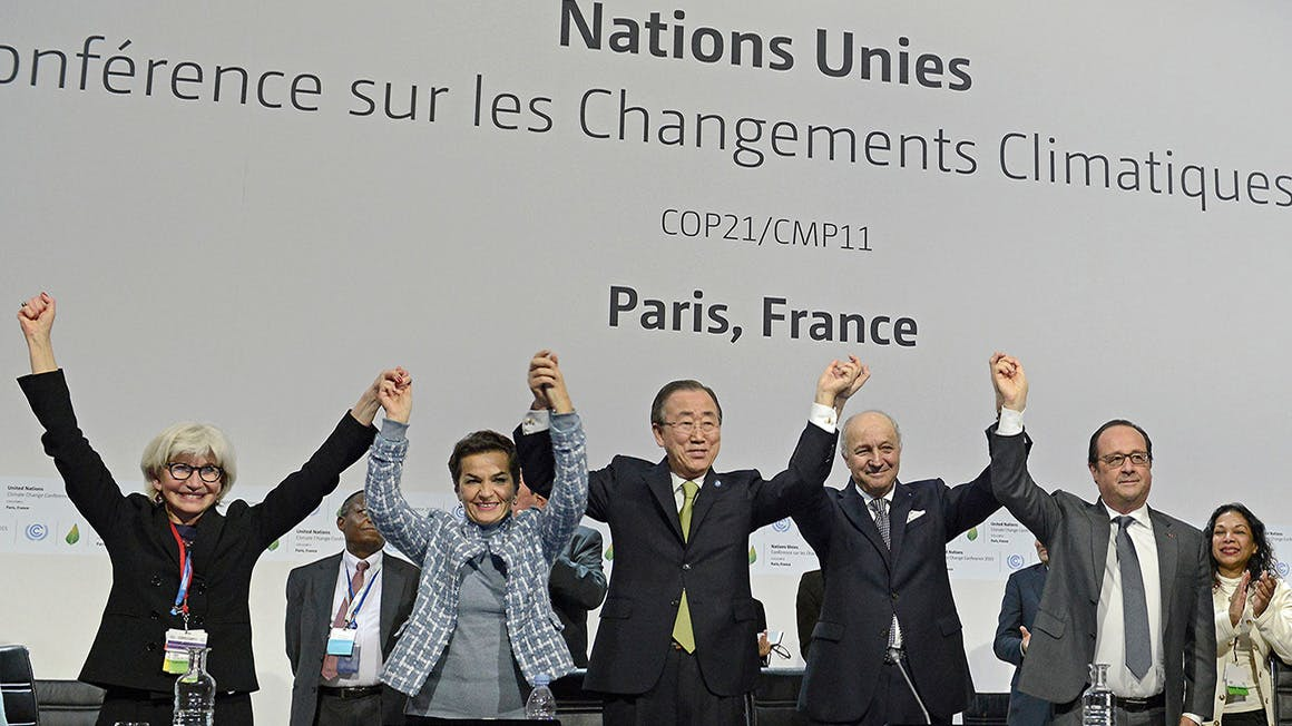 The Paris Agreement: Now the Work Begins