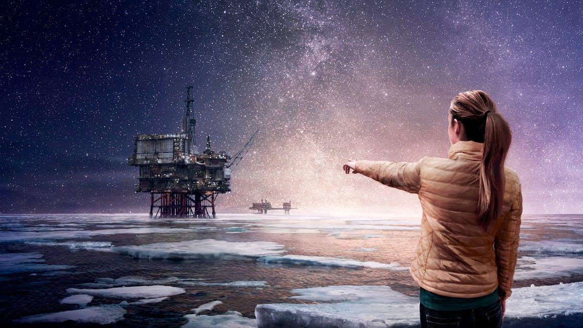 Take Arctic Oil to Court