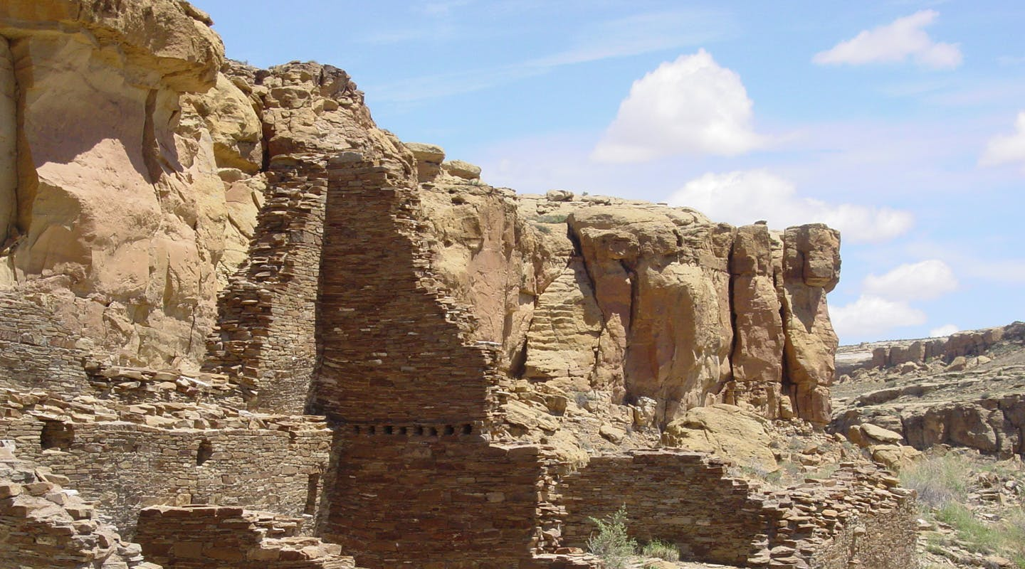 No drilling at Chaco Culture National Historical Park
