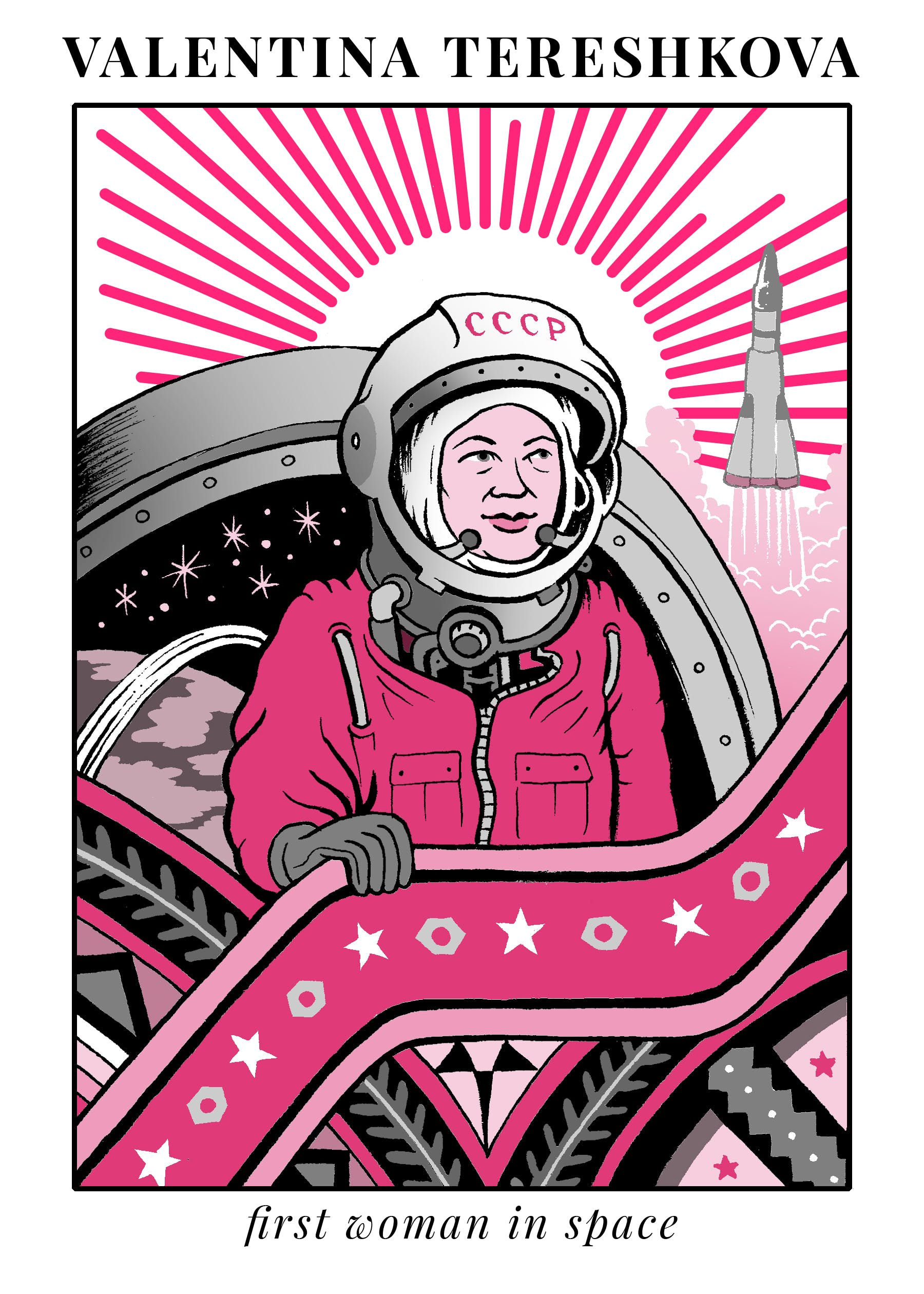 Five facts about Valentina Tereshkova, the first woman in space